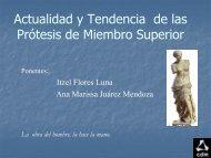 Historia prótesis - Páginas Personales UNAM