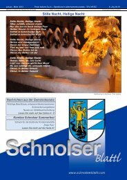 PDF-Download 1,8 MB - Schnolserblattl