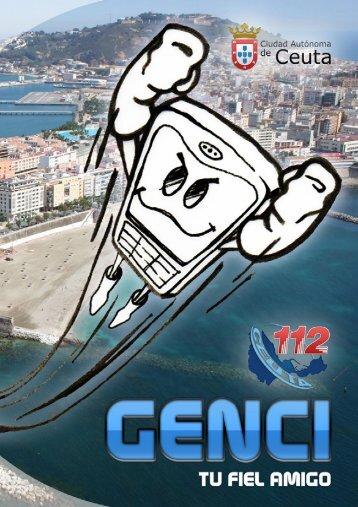 genci - 112 - Ciudad Autónoma de Ceuta