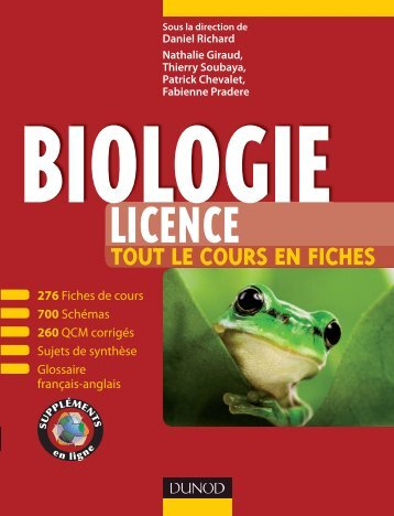 Biologie - Dunod