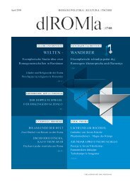 Download d|ROM|a 17, April 2008 als PDF - Roma-Service