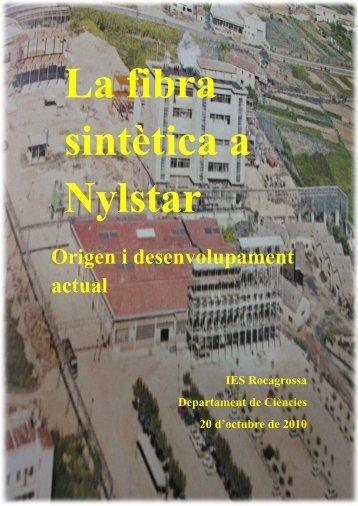 La fibra sintètica a Nylstar - Premis Universitat de Vic als millors ...