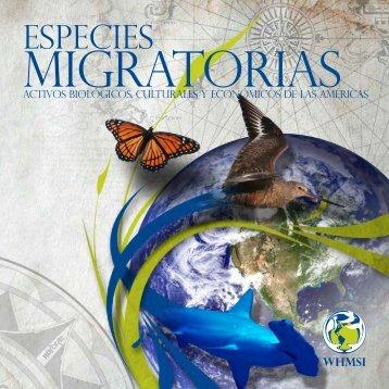 Especies Migratorias: Activos Biológicos, Culturales y ... - Eco-Index