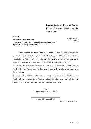 Nuno Silva - Nuno Oliveira da Silva