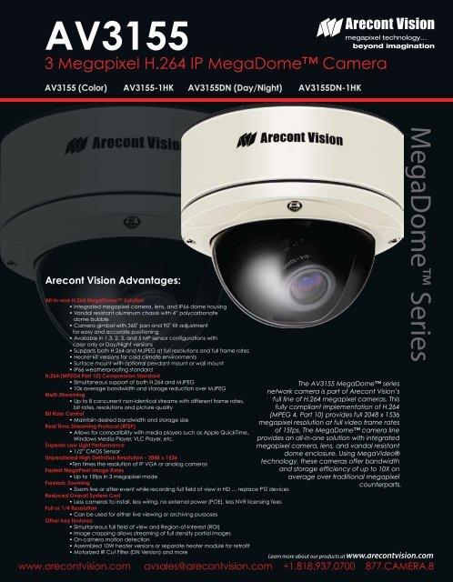 ARECONT VISION AV5155DN IP CAMERA WINDOWS 10 DOWNLOAD DRIVER