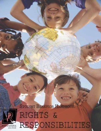 Robbinsdale Area Schools Discipline Handbook