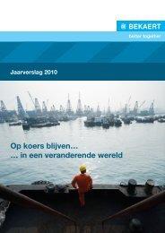 2010 - Bekaert