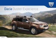 Dacia Duster Experience
