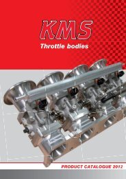 Throttle bodies - Maxi Car Racing