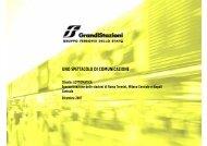 Case history LOTTO 2007 (.pdf 587 KB ) - Grandi Stazioni S.p.A.