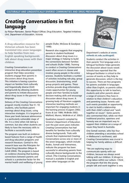 [PDF: 935KB](new window) - DrugInfo - Australian Drug Foundation