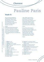 Pauline Paris