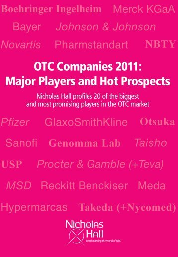 Download brochure PDF - Nicholas Hall & Company