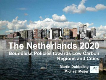 The Netherlands 2020 - Isocarp