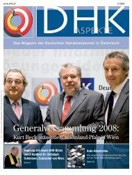 Auto-Absatzstau - der Deutschen Handelskammer in  Österreich ...