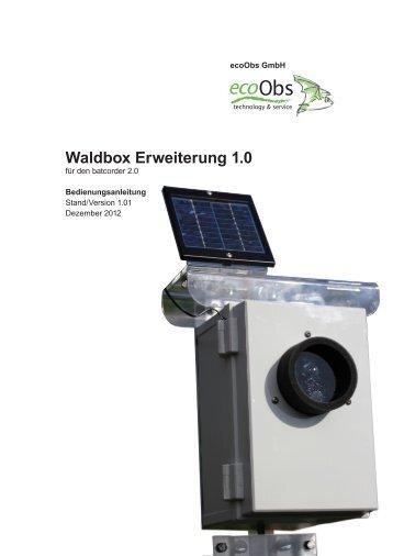 Box-Erweiterung - ecoObs GmbH
