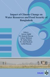 Impact of Climate Change on Water Resources and Food Security of ...