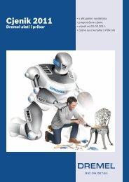 Cjenik 2011 - distribucija i servis alata