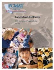 Santa Barbara School Districts - Kern County Superintendent of ...