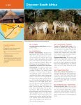 Discover South Africa - EF Educational Tours - Page 2