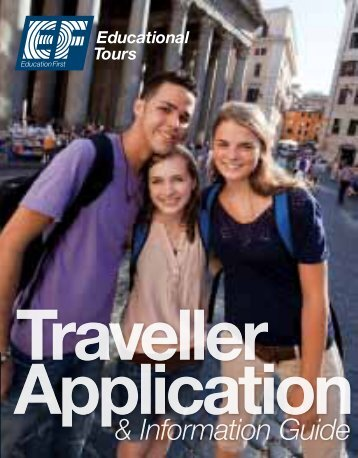 & Information Guide - EF Educational Tours