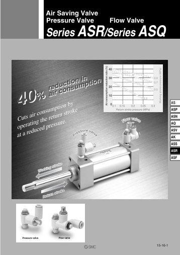 Series ASR - SMC Pneumatics (Ireland)