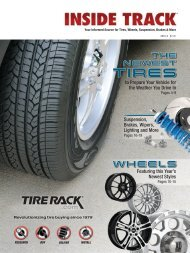 to Prepare Your Vehicle for the Weather You Drive In ... - Tire Rack
