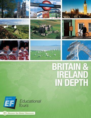 Britain & Ireland in Depth - EF Educational Tours