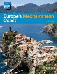 Europe's Mediterranean Coast - EF Educational Tours