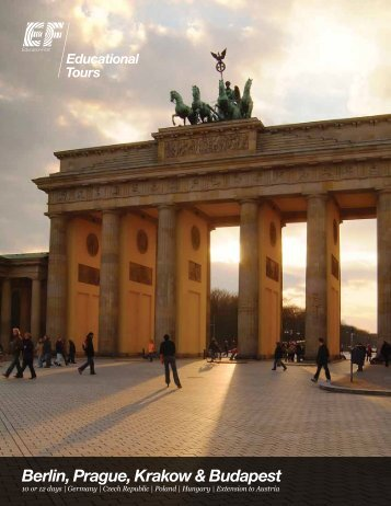 Berlin, Prague, Krakow & Budapest - EF Educational Tours