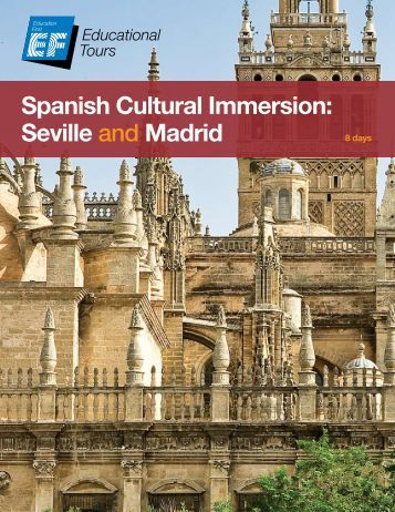 SpaniSh Cultural immerSion - EF Educational Tours