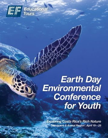 Earth Day Environmental Conference for Youth - EF Educational Tours