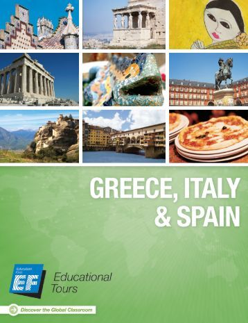 Greece, Italy & Spain - EF Educational Tours