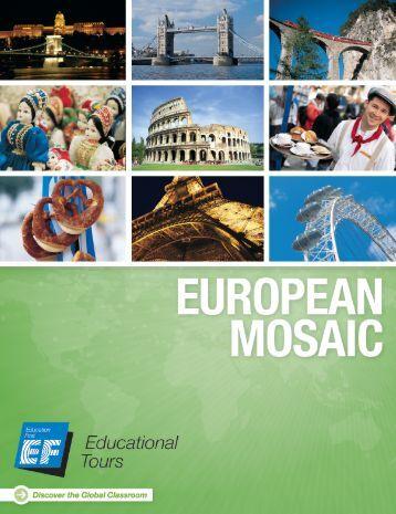 European Mosaic - EF Educational Tours
