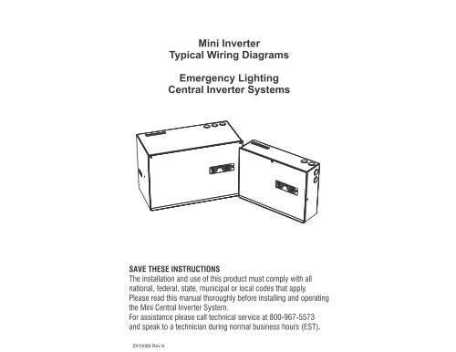 Inverter Installation Wiring Diagram from img.yumpu.com