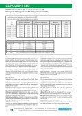durolight leg - Sander elektronik - Page 2