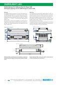 durolight leg - Sander elektronik - Page 4
