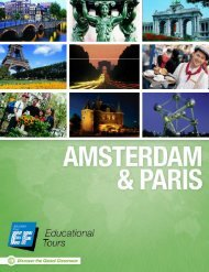 London (3) - EF Educational Tours