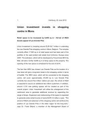 21 jahrhundert union investment partners forex revaluation process