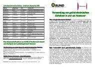 Download. - BUND Kreisgruppe Region Hannover
