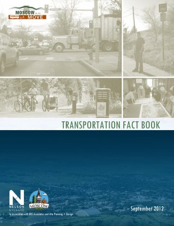 Transportation Fact Book (Full Version - 44MB) - City of Moscow