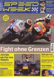 Speedweek - Ausgabe 2010-19 - RS-Sportbilder