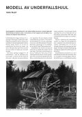 Vattenkraft (fördjupning) - Tekniska museet - Page 5
