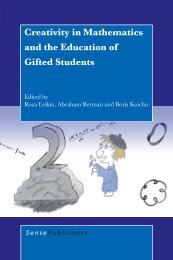 205-creativity-in-mathematics-and-the-education-of-gifted-students