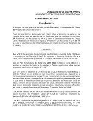 PUBLICADO EN LA GACETA OFICIAL - Régimen Estatal de ...