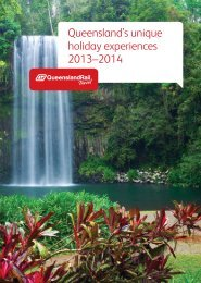 Download brochure - Queensland Rail