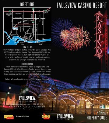 Facility Brochure - Fallsview Casino Resort
