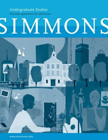 First-Year Application - Simmons College