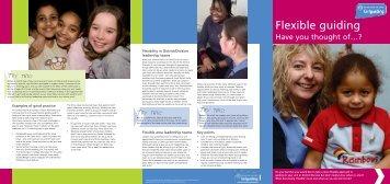 102509 FlexibleGuiding:102509 Flexible Guiding - Girlguiding UK