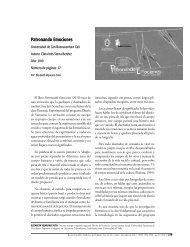 Patronando emociones - Universidad de San Buenaventura Cali